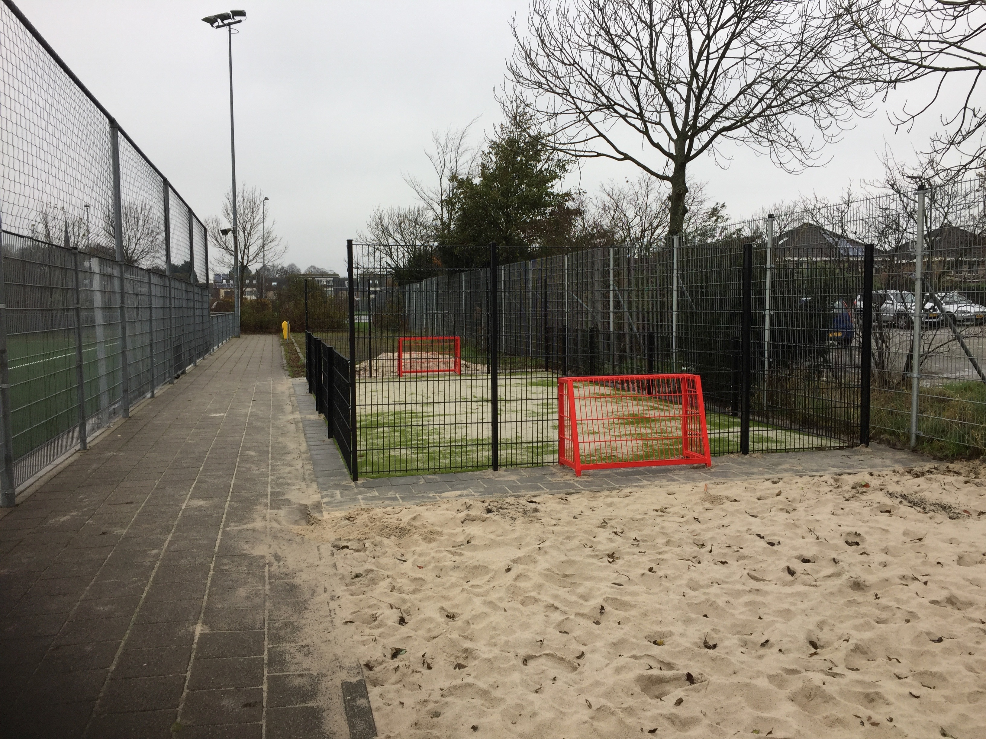 Foto Voetbalcourt 1 - Voetbalvereniging Stompwijk '92