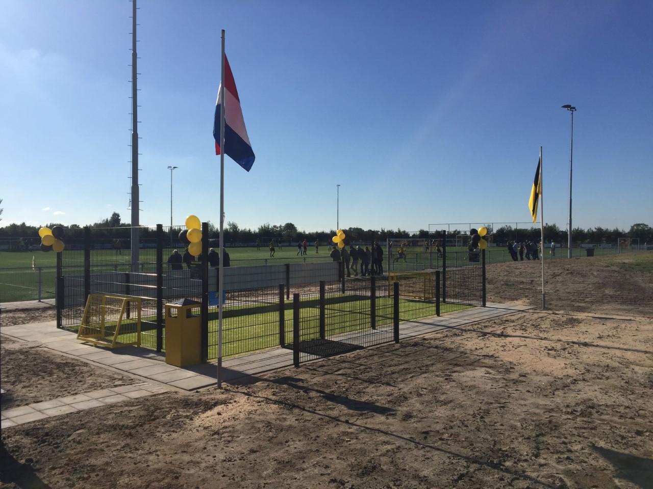 Foto Voetbalcourt 19 - Voetbalvereniging VV Haastrecht