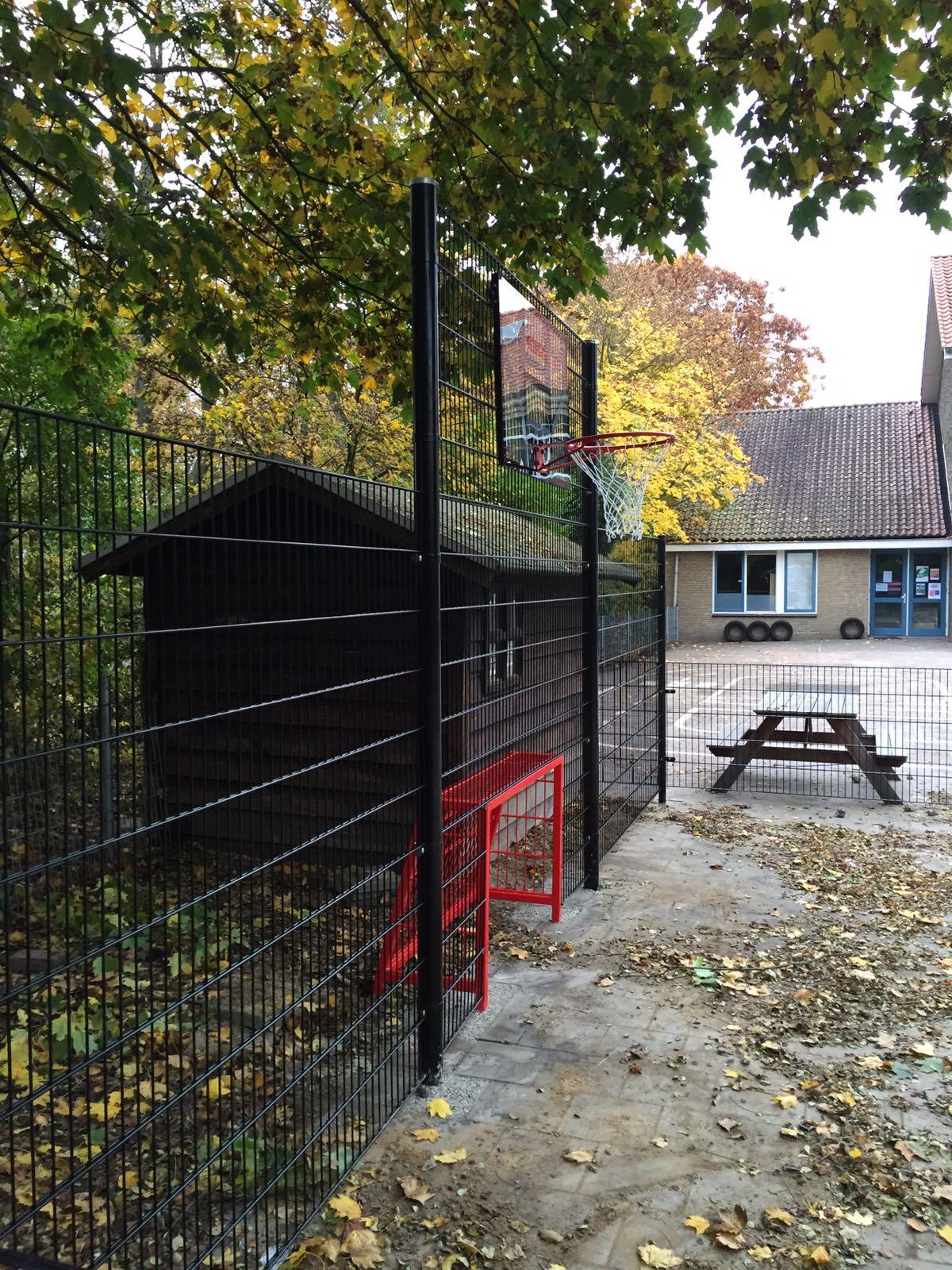 Foto Voetbalcourt 6 - Balanz Facilitair  Basisschool Benjamin