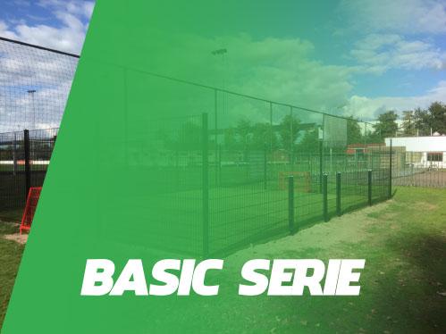 Voetbalcourt Basic Serie